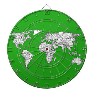 bright green atlas world map ink drawing art.jpg dartboards