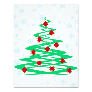 Blank Christmas Invitations & Announcements | Zazzle