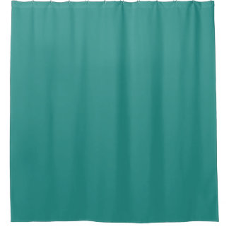 Plain Green Shower Curtains | Zazzle