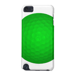 Bright Green Golf Ball iPod Touch (5th Generation) Case