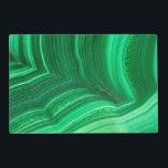 "Bright green Malachite Mineral Placemat<br><div class=""desc"">Close up of a bright green Malachite | Darrell Gulin / DanitaDelimont.com</div>"