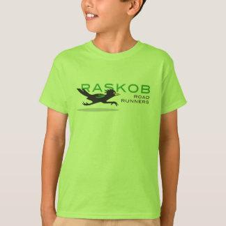 Bright green spirit shirt