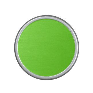 Bright Green Star Dust Bluetooth Speaker