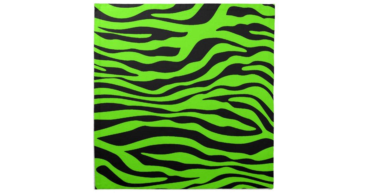 Green Zebra Print Images & Pictures - Becuo Zebra