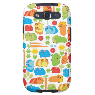 Bright Guinea Pig Patch Galaxy SIII Cover