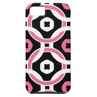 Bright Happy Interlocking Circles iPhone SE/5/5s Case