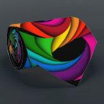 "bright happy tie<br><div class=""desc"">multiple bright colors on black</div>"