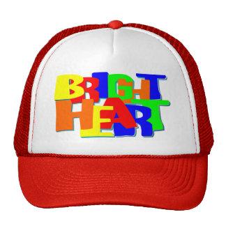 Bright Heart Trucker Hat