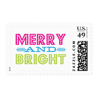BRIGHT HOLIDAY | HOLIDAY POSTAGE