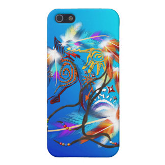 Bright Horse 2  iPhone 5 Cover