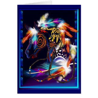 Bright Horse Cards