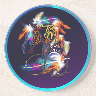 Bright Horse Coasters
