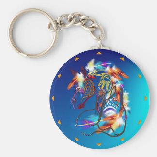 Bright Horse Keychain