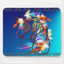 Bright Horse Mousepad