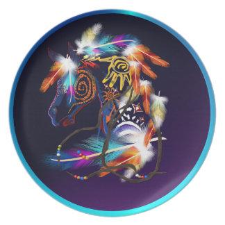 Bright Horse Plates