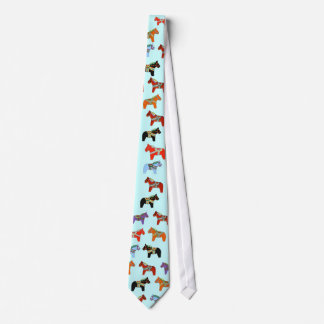 Bright Horses Tie