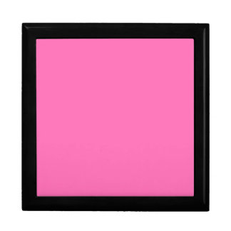 Bright Hot Pink Color Trend Blank Template Gift Box