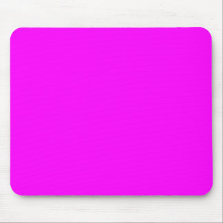 Bright Hot Pink Mouse Pad