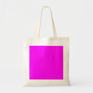 Bright Hot Pink Tote Bag