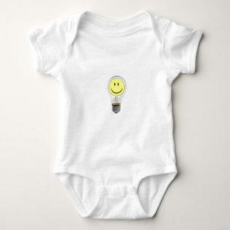 BRIGHT IDEA BABY BODYSUIT