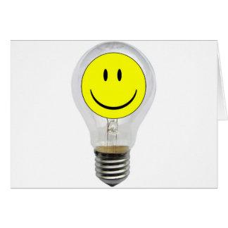 BRIGHT IDEA CARD