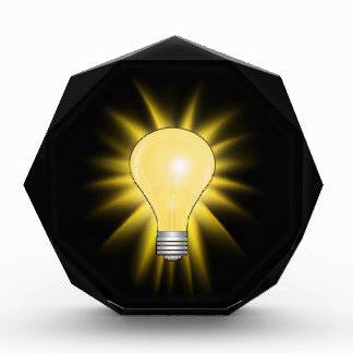 Bright Idea Light Bulb Award
