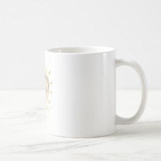 Bright idea light bulb coffee mug