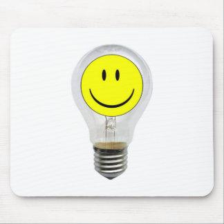 BRIGHT IDEA MOUSE PADS