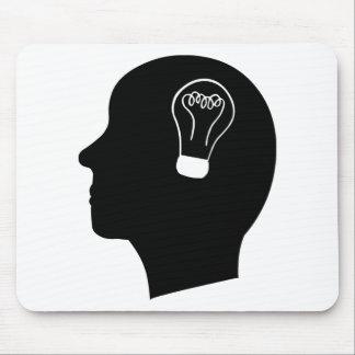 Bright Idea Mouse Pad