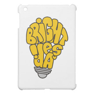 Bright ideas iPad mini cover