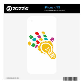 bright ideas skins for the iPhone 4S