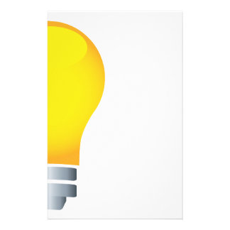 Bright Ideas Stationery