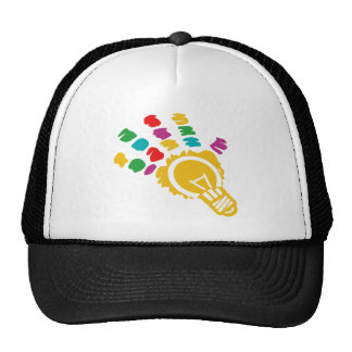 bright ideas trucker hat