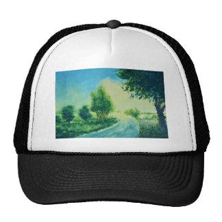 bright imagination trucker hat