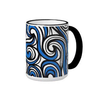 Bright Impartial Placid Easy Ringer Coffee Mug