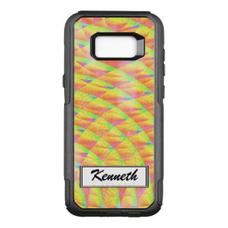 Bright Interference by Kenneth Yoncich OtterBox Commuter Samsung Galaxy S8+ Case