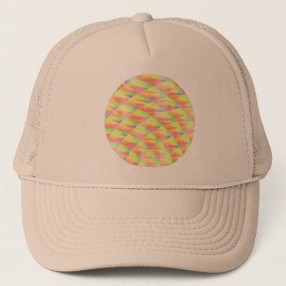 Bright Interference by Kenneth Yoncich Trucker Hat