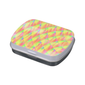 Bright Interference Candy Tin