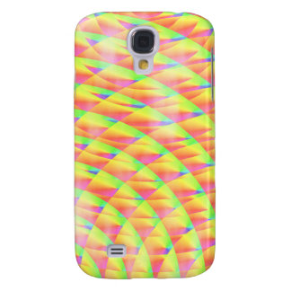 Bright Interference Galaxy S4 Cases