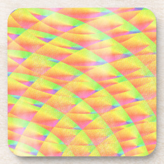 Bright Interference Coaster