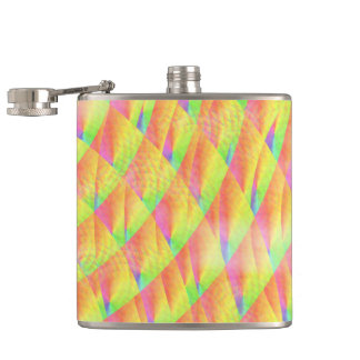 Bright Interference Flask
