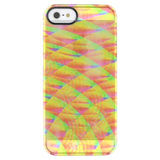 Bright Interference Uncommon Clearly™ Deflector iPhone 5 Case