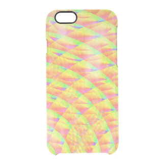Bright Interference Uncommon Clearly™ Deflector iPhone 6 Case