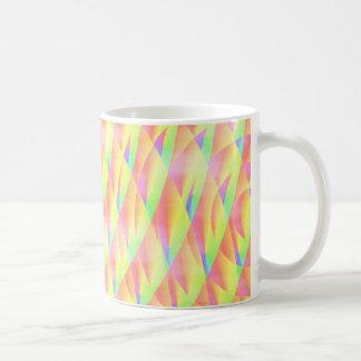 Bright Interference White Mug