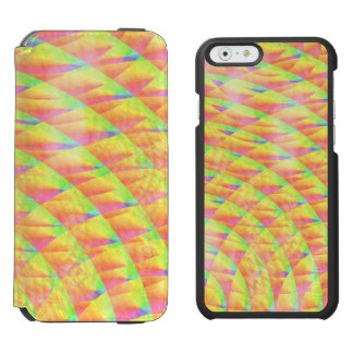 Bright Interference Incipio Watson™ iPhone 6 Wallet Case