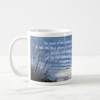 Bright January Dawn Coffee Mug