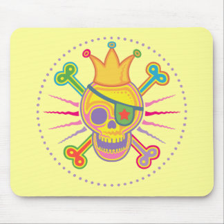 Bright King Cole Mouse Pad