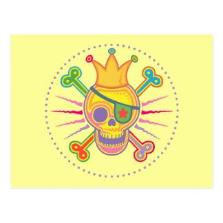 Bright King Cole Postcard