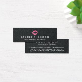 Bright Kiss | Lip Product Distributor Mini Business Card