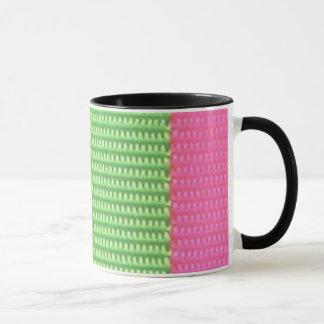 Bright Knit Mug